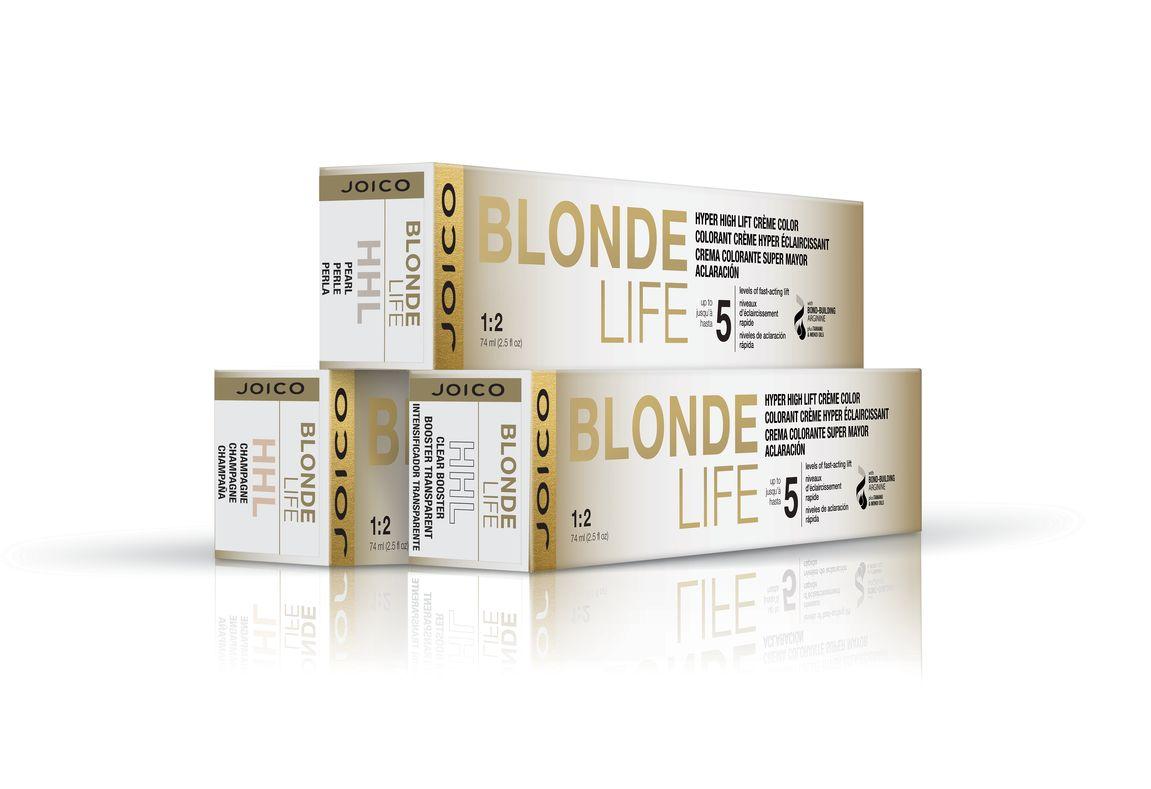 1 Blonde Life COLOR - permanentní barvy