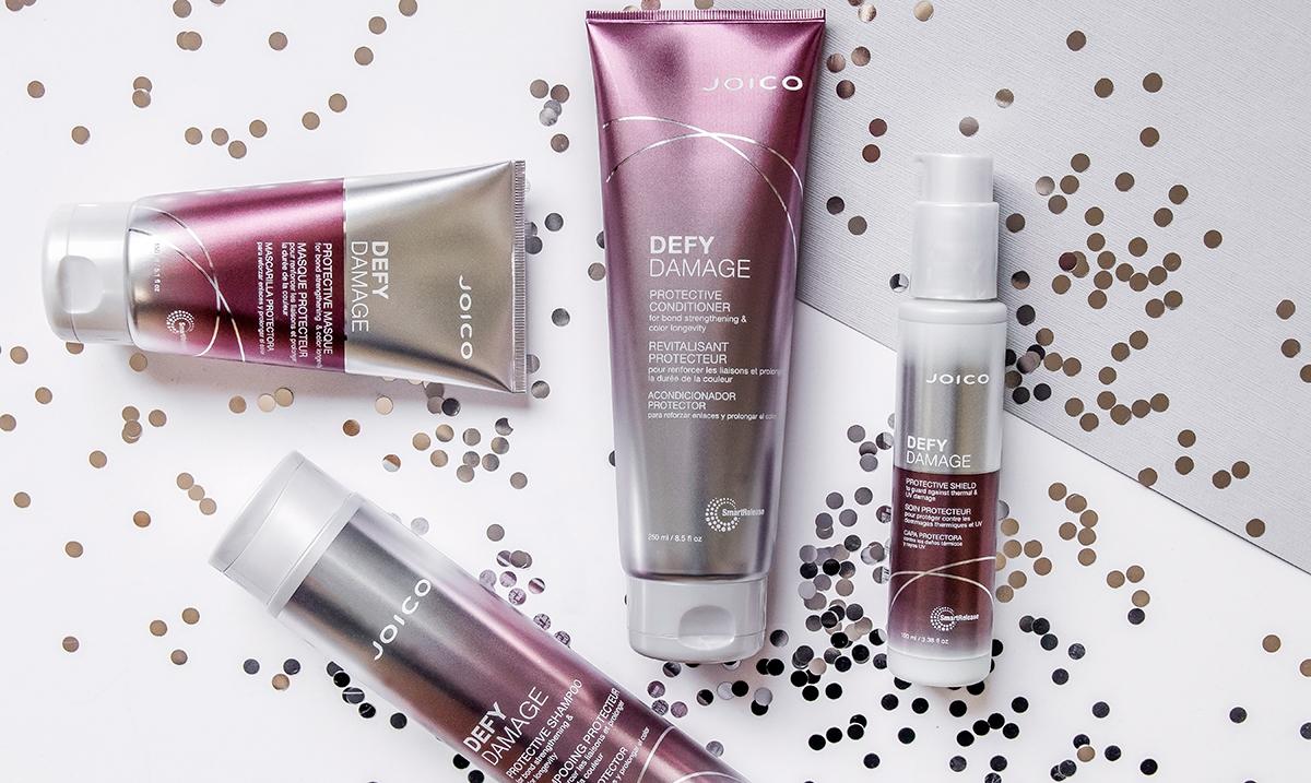 DEFY DAMAGE - řada pro ochranu zdravých vlasů
