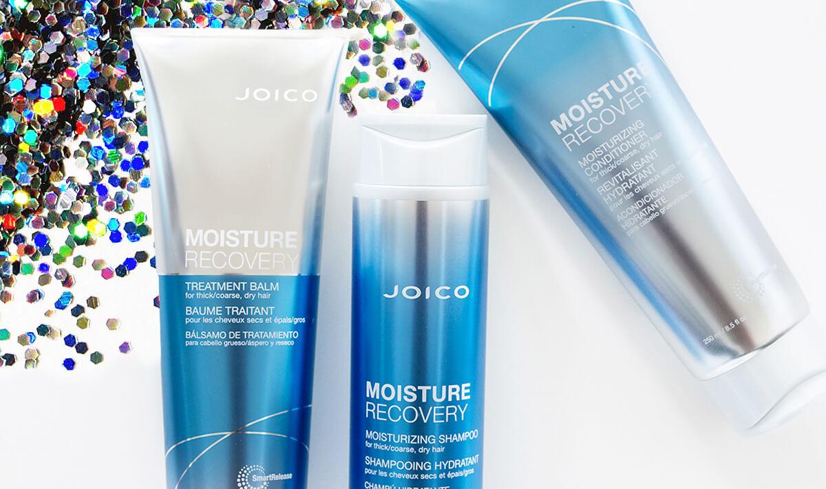 MOISTURE RECOVERY - řada pro hydrataci hrubých vlasů