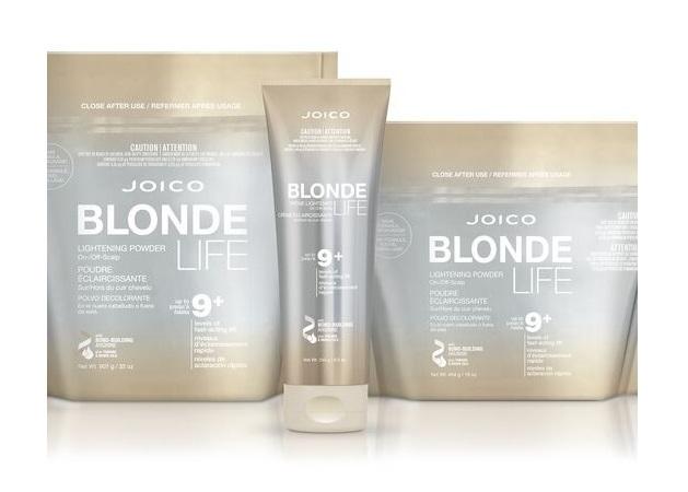 3 Blonde Life - zesvětlovače
