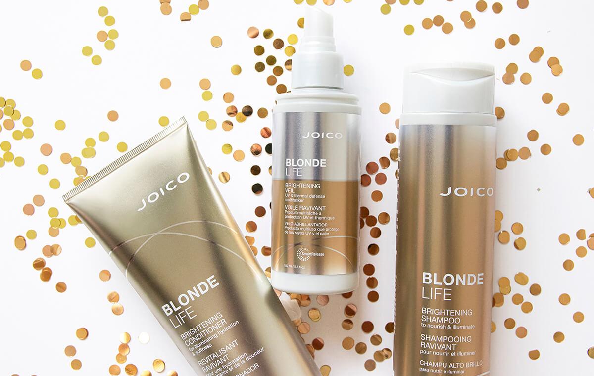 BLONDE LIFE - řada pro blond vlasy